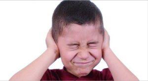 Cuida los oídos de tus hijos, son muy vulnerables a los ruidos